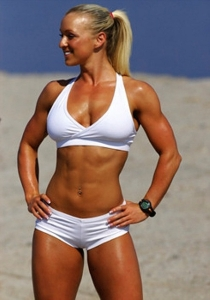 Bodybuilding Training for Women