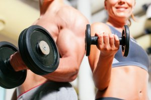 Bodybuilders love HGH